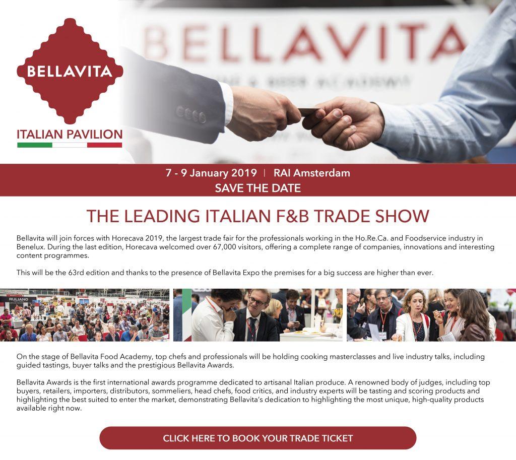 Bella Vita – The Italian Chamber of Commerce for Holland (CCIO)